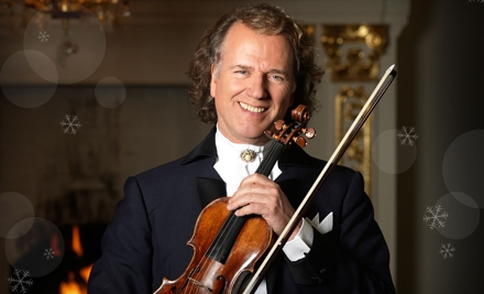 One Ticket to See André Rieu at the Prudential Center in Newark on November 28 at 7:30 p.m. Two Options Available.