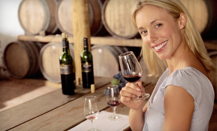 $5 for a Beer- or Wine-Tasting Outing for Two at Wine on a Dime in Temecula (Up to $25 Value)