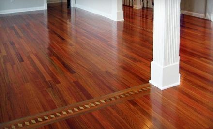 Up to 200 or Up to 650 Square Feet of Hardwood Floor Sanding and Refinishing from Floor Craft Sanding (Up to 60% Off)