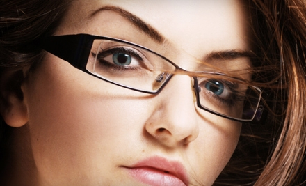 $40 for $100 Worth of Prescription Eyeglasses and Designer Sunglasses at Shouse Optical