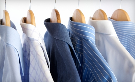 Dry-Cleaning Services at Broadmoor Busy Bee Eco Green Cleaning Centre in Richmond (Up to 60% Off). Three Options Available.