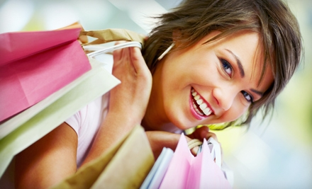 $42 for a Chauffeured Shopping Excursion for Two from New England Trips ($84 Value)