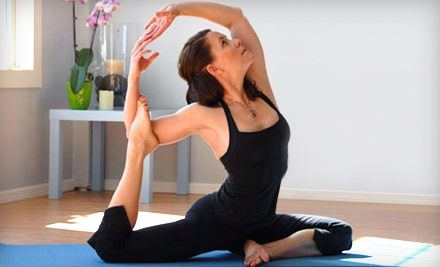5 or 10 Yoga Classes at Pure Yoga in Stillwater (Up to 53% Off)