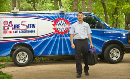 $85 for a Furnace Tuneup from Aire Serv of Western Connecticut ($185 Value)