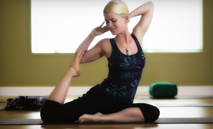 5 or 10 Yoga Classes at Yoga For Everyone in Wayne (Up to 68% Off)