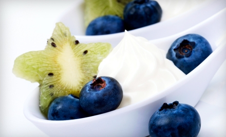 Sandwiches and Fro-Yo for Two or Four at Sweet Marley's Frozen Yogurt and Sandwich Bar in Fredericksburg (Up to 54% Off)