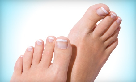 $299 for Laser Nail-Fungus-Treatment Package at Advanced Footcare (Up to $795 Value)