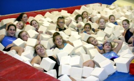 Two, Four, or Six Preschool Gymnastics Classes at Gymstars Gymnastics & Cheer Center in Collierville (Up to 72% Off)