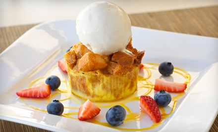 $19 for Drinks and Dessert for Two at VINeleven in Napa ($44 Value)