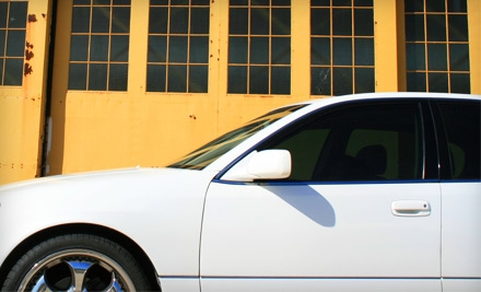 Tinting Treatment for Two or Five Car Windows at Mr. Tint in Norco (Up to 54% Off)