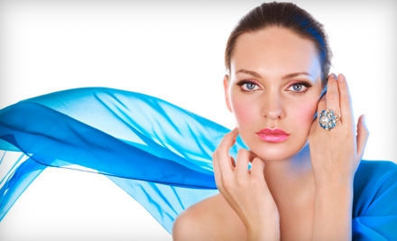 FaceLift Facial or a Series of 6 or 12 Organic FaceLift Treatments with Peels at Skinsations Spa in Tustin (Up to 55% Off)