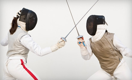 One, Three, or Six Fencing Classes or Month of Unlimited Classes at Syracuse Musketeers Fencing Center (Up to 71% Off)