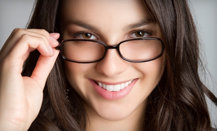 $47 for a Comprehensive Eye Exam and $125 Toward Glasses at Midlothian Optometric Center ($220 Value)