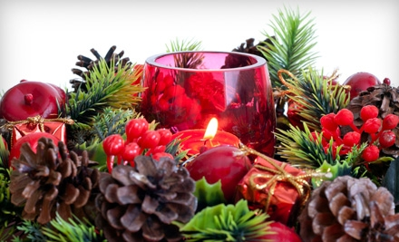 $10 for $20 Worth of Holiday Decorations, Plants, and Home Goods at The Weed Lady in Grand Blanc