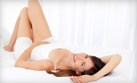 Laser Hair Reduction at AZ Laser Skin Rejuvenation Center (Up to 91% Off). Four Options Available.
