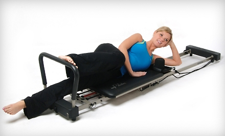 AeroPilates Premier 298 Reformer or AeroPilates Pro XP 556 Reformer from Stamina Products (Up to 63% Off). Valid in the Contiguous U.S. Only.