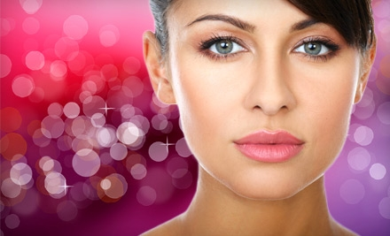 One or Three Microcurrent Facials with LED Light Therapy and Mini Facials at New Hope Health Care in Arlington (Up to 78% Off)
