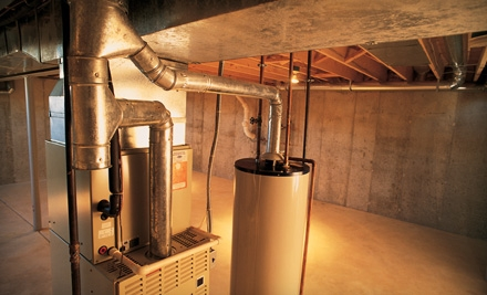 $69 for a Furnace and Air-Duct Cleaning Package from Steam It Carpet Care (Up to $264.95 Value)