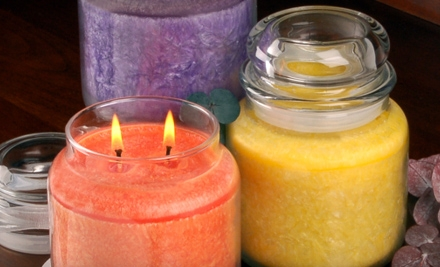 $10 for $20 Worth of Handmade Candles and Scented Goods from Southern Candle