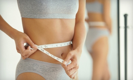 $38 for a Weight-Loss Package at The Center for Medical Weight Loss ($94 Value)