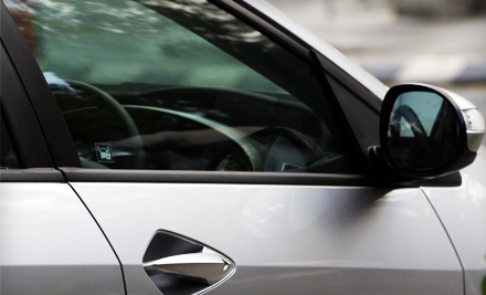 $149 for a Full-Car Window Tint with a Lifetime Warranty at Texas Truxx Outfitters ($399 Value)