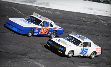 $15 for Two Tickets to the Polar Bear 150 at Rockingham Speedway on November 26 at 1 p.m. (Up to $30 Value)