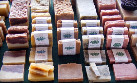 $35 for Two Soap- or Sugar-Scrub-Making Classes at Green Lotus Organics (Up to $130 Value)