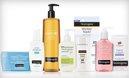 $35 for an Editor's Picks Bundle from Neutrogena Including Seven Skincare Products ($59.43 Value). Shipping Included.