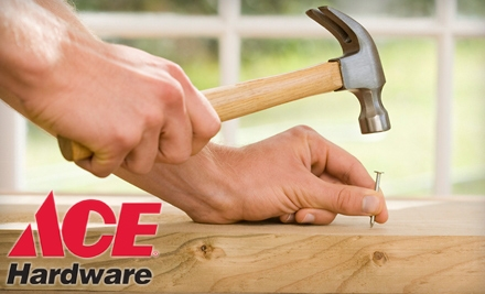 $12 for $25 Worth of Tools and Hardware at Workbench Ace Hardware. Four Locations Available.