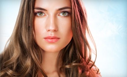 Hair Services at Colour Studio in Richardson (Up to 57% Off). Four Options Available.