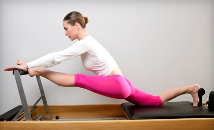 One or Five Pilates Classes at Equipt Pilates at Willow Bend Fitness Club in Plano (51% Off)