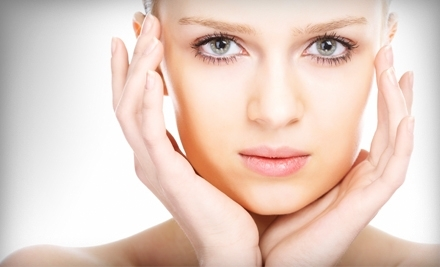 $99 for a Holiday Venus Skin-Tightening Facial Package at The G Spa ($260 Value)