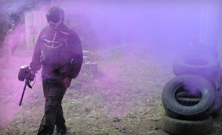 One Year of Unlimited Paintball or Paintball for Beginners Course at Camp Dakota (Up to 51% Off)