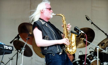$37 for Two Tickets to See Edgar Winter at the Plaza Live on November 30 at 8 p.m. (Up to $74 Value)