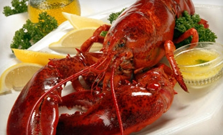 Fresh Lobster, Seafood, Steaks, and More from GetMaineLobster.com (51% Off). Two Options Available.