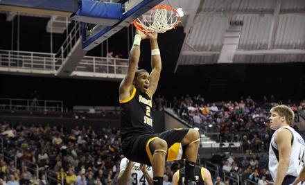Outing for Two or Four to Kennesaw State University Men's Basketball Game at Convocation Center. Eight Games Available.