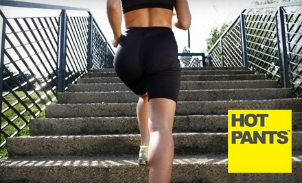 $26 for Pair of Weight-Loss Hot Pants from Zaggora ($71.86 Value)