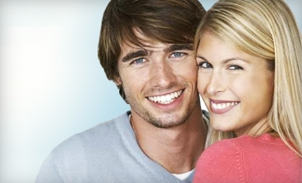 $38 for a Professional At-Home Teeth-Whitening Kit from Smile Bright Teeth Whitening ($99 Value)