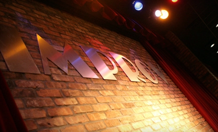 $45 for a Comedy Night for Four (or Six if Used Wednesday, Thursday, or Sunday) at Kansas City Improv Comedy Club (Up to $131 Value)
