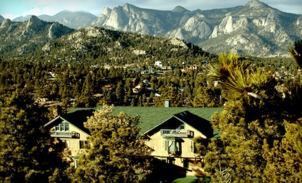 Two-Night Stay in a One-Bedroom Suite at The Historic Crags Lodge in Estes Park (Up to 60% Off). Two Options Available.