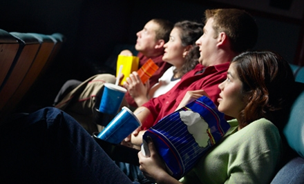 Movie Outing with Popcorn, Drinks, and Candy for Two, Four, or Six at Montwood Movies 7 (Up to 57% Off)