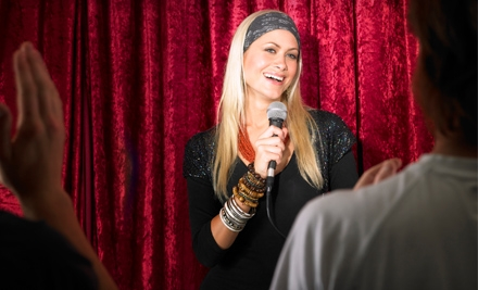Comedy Night with Drinks for 2, 4, or 6 at The Downtown Comedy Club (Up to 58% Off)
