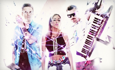 $20 for a Two-Person Ticket Package to See Hyper Crush at Zouk Nightclub on November 23 at 10 p.m. ($40 Value)