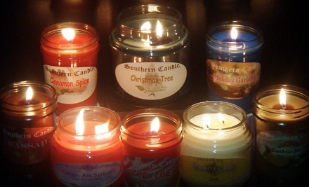 $20 for $40 Worth of Handmade Candles and Scented Goods from Southern Candle