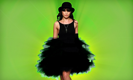 $40 for the 3rd Annual Passion for Fashion Presented by Groupon at Shenandoah Country Club on December 8 at 9 p.m. ($80 Value)