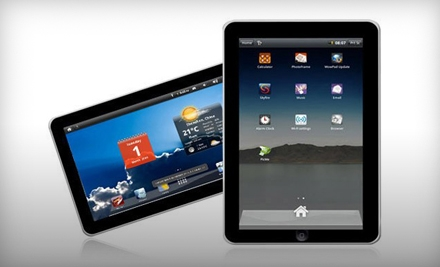 7-Inch D.N.G Superpad i7 Tablet PC with 2 GB or 4 GB of Storage from ZoomaFX (Up to 66% Off)