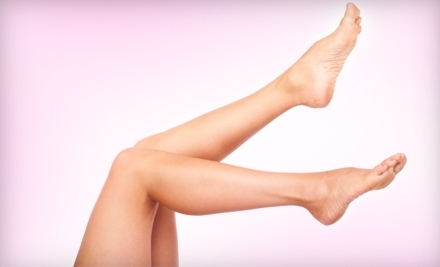 Three Laser Hair-Removal Treatments on a Small, Medium, or Large Body Area at Columbus Laser Spa (Up to 92% Off)