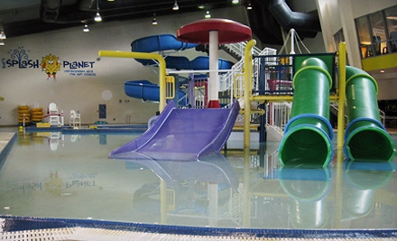 Water-Park Outing for One or Four at Ray's Splash Planet (Up to 64% Off)