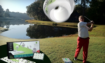 $20 for a 12-BirdieBall and StrikePad Set from BirdieBall ($39.99 Value). Valid in Contiguous U.S. Only.