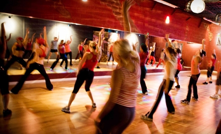 $30 for Five Dance-Fitness Classes at Dance Trance Birmingham in Hoover (Up to $75 Value)
